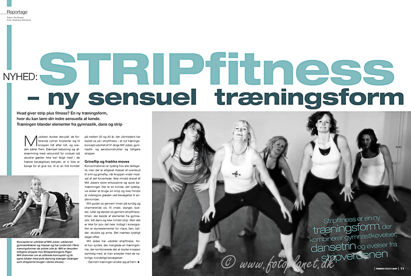 Stripfitness