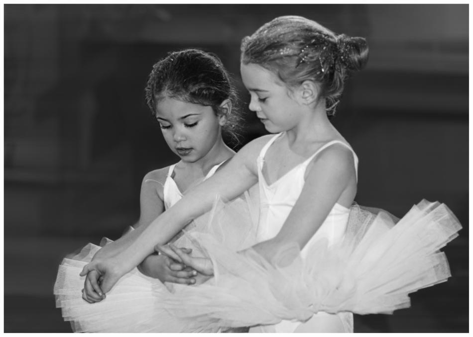 Balet dancers