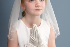 Holly Communion photoshoot