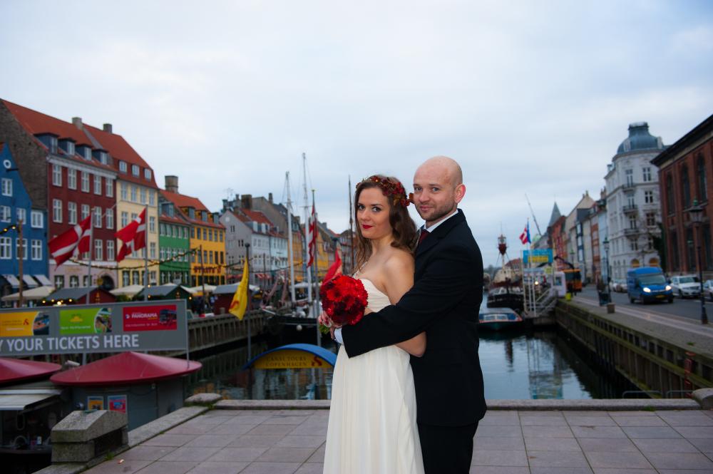 Bryllup København