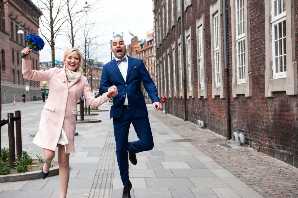 Wedding in Copenhagen