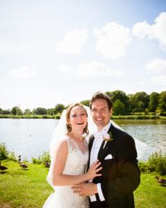Wedding in Maribo, Denmark